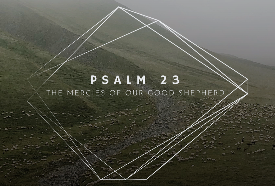 Psalm 23: The Mercies of Our Good Shepherd